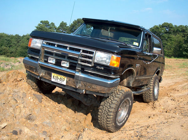 Help me decide on a Grille Guard - Ford Bronco Forum