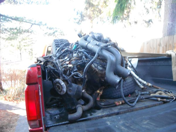 001 460 swap! ford bronco forum  at n-0.co