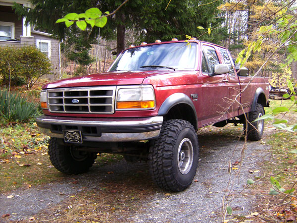 35 Inch Mud Tires Page 2 Powerstrokenation Ford Powerstroke