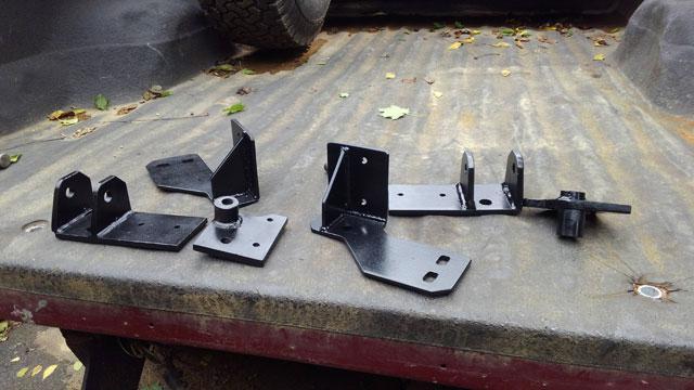 Ford F250 Trailer Wiring Problem